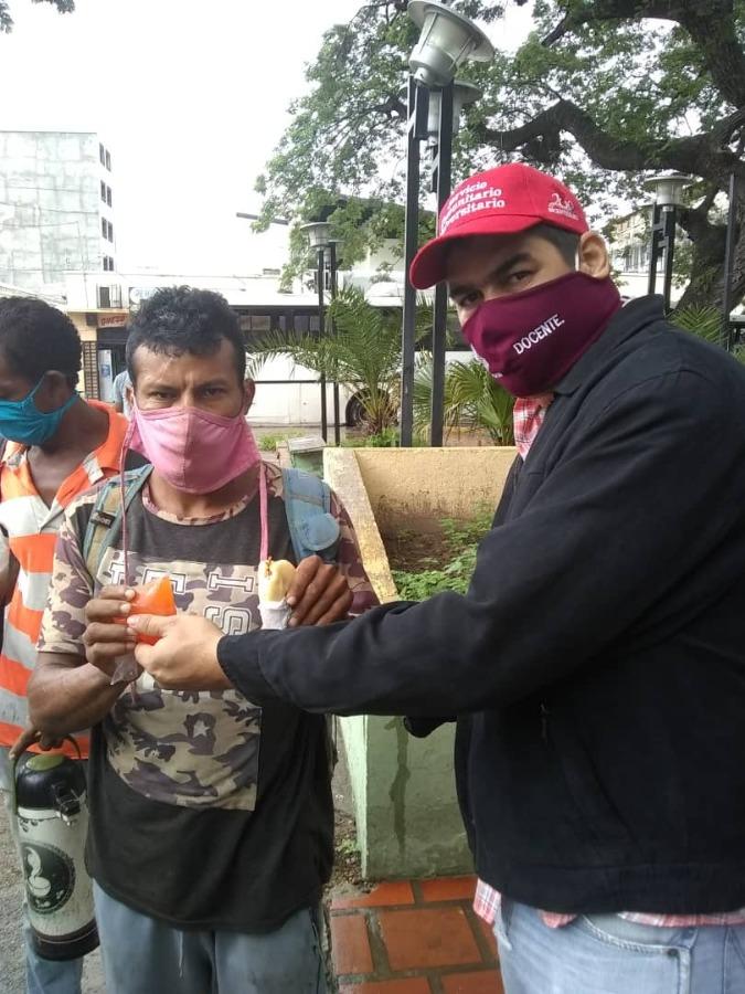 """""""La Ruta de la Arepa"""" en el VPDR beneficia a 200 personas"""