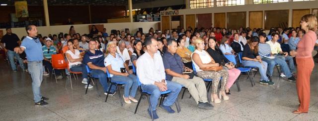 VPDS Impulsa Diálogo Nacional de Trabajadores Universitarios