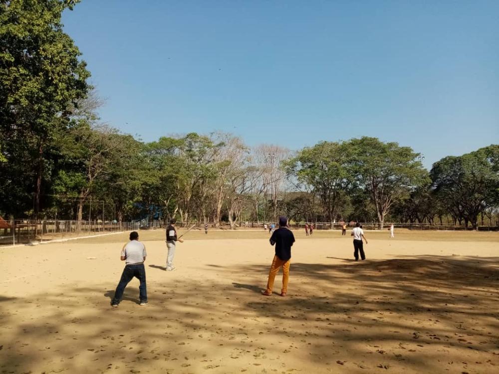 Equipo de Sotfball de la Dirección de Seguridad inicia entrenamientos