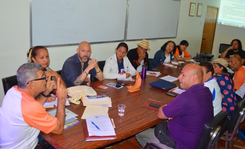 Segunda Reunión del CPDCUV acuerda próximos eventos culturales universitarios del país