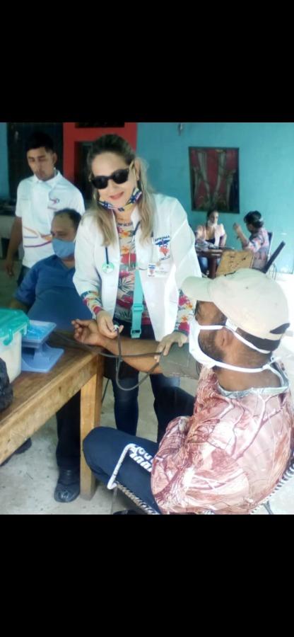 Siproma se integra a jornada de atención a comunidades del estado Barinas