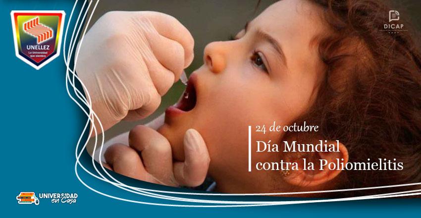 Día Mundial de la Lucha Contra la Poliomielitis
