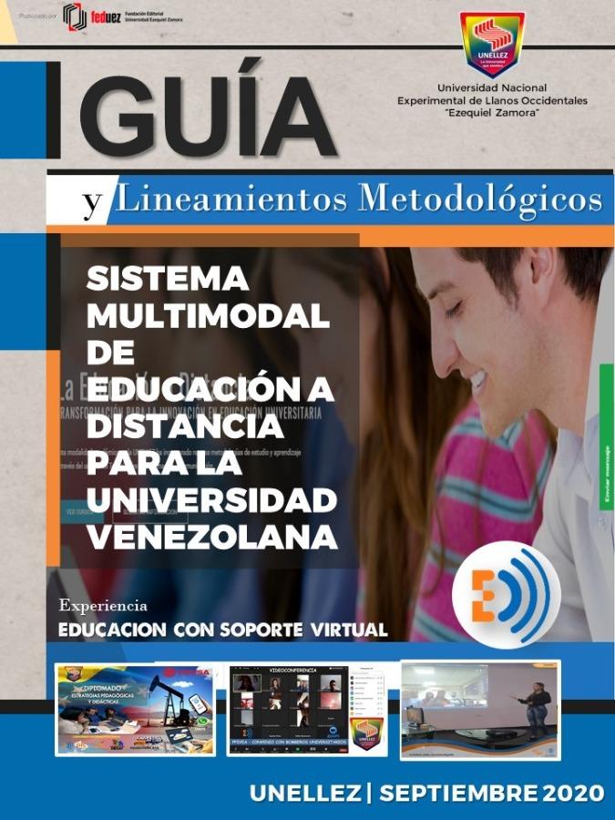 Unellez Precursora en Educación Multimodal Venezolana