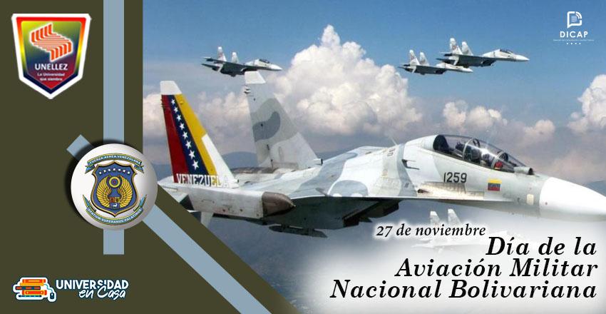 Día de la Aviación Militar Nacional Bolivariana