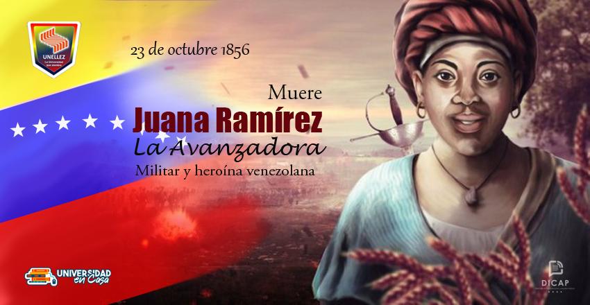 Muere Juana Ramírez