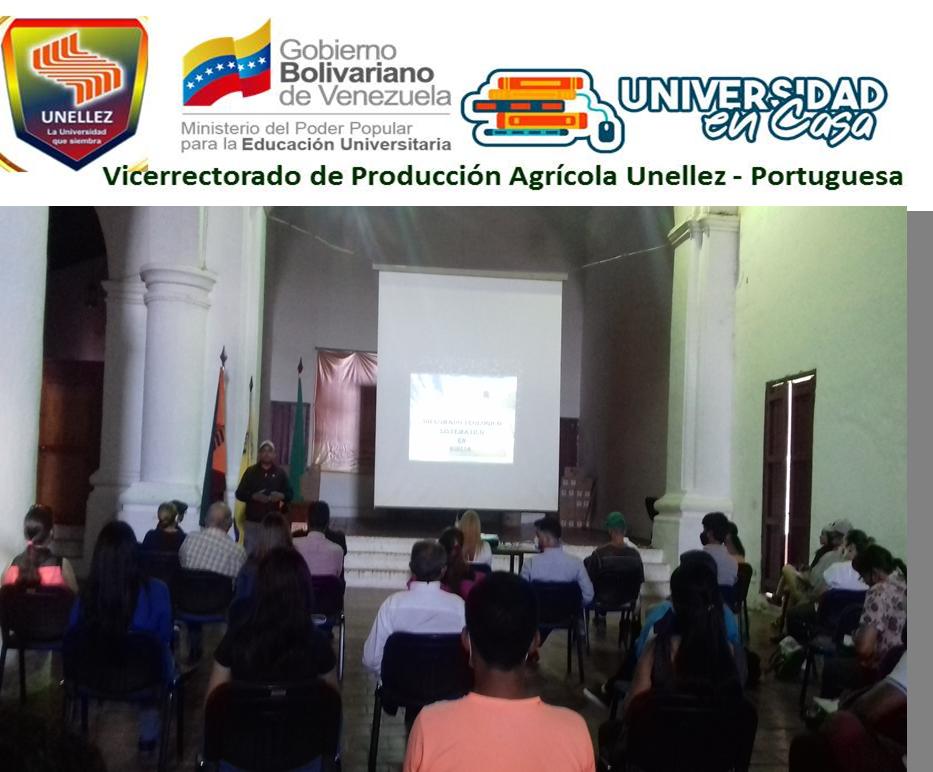 Unellez Portuguesa inicia Diplomado Teológico Sistemático en la Biblia