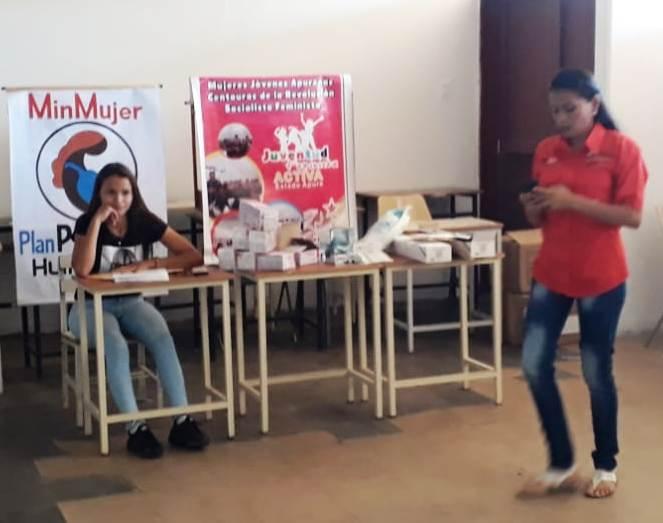 Jornada Prevención de Embarazo para estudiantes del VPDR