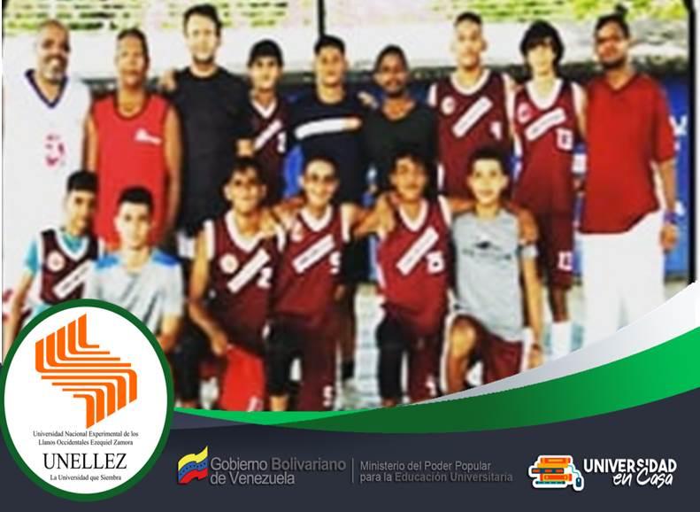 Coordinación de deportiva VPA celebró Día del Estudiante Universitario