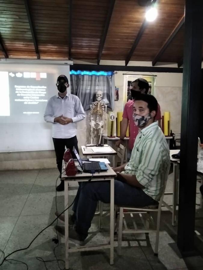 Sub ProgramaMeteorología del VPDS participa en el Plan Nacional Lluvias 2020