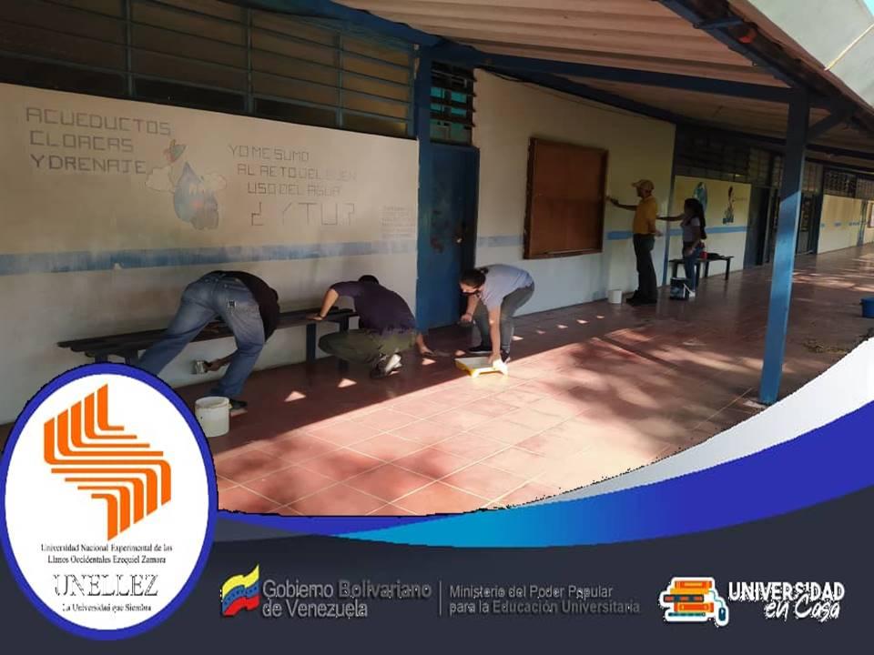VIPI acondicionaespacios con elPlan Nacional Univeridad Bella
