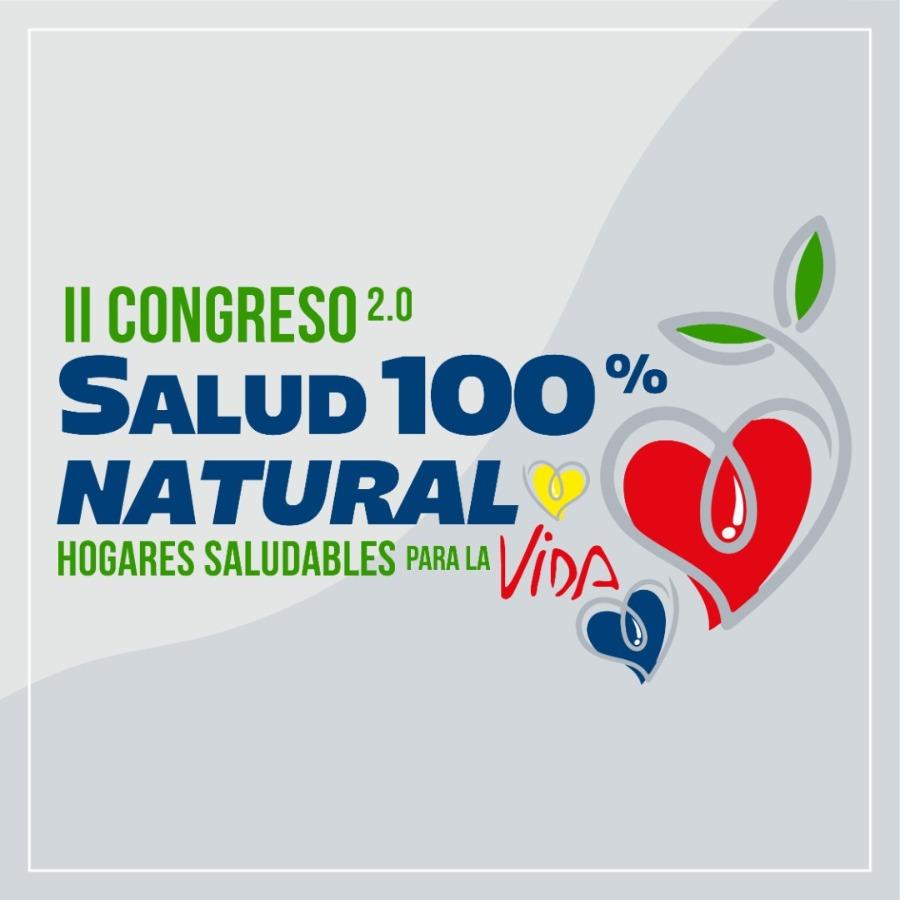 """VPDS participará en II CONGRESO 2.0  Salud 100 % Natural """"La soberanía Ancestral"""""""
