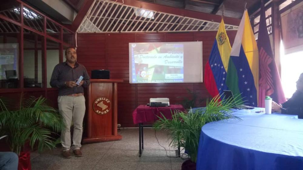 Estudios Avanzados inicia la VI cohorte del Doctorado en Ambiente y Desarrollo