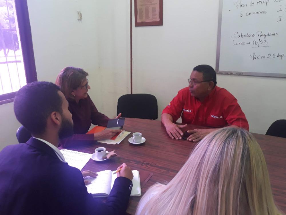 Unellez y Gobernación de Barinas acuerdan nuevos convenios