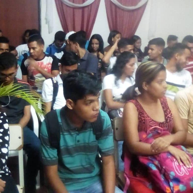 Sensibilizan a estudiantes del VIPI en foro