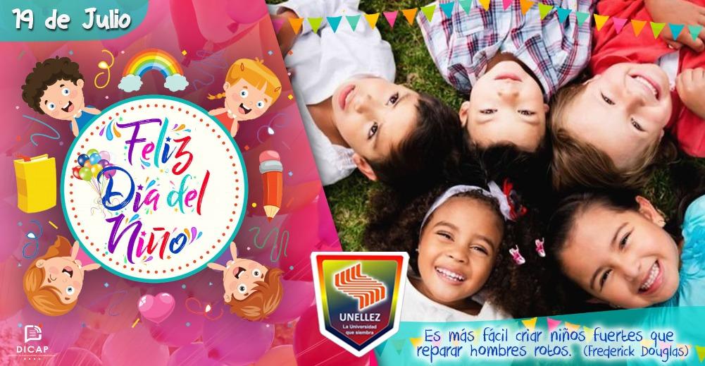 19 de julio: Día del Niño en Venezuela