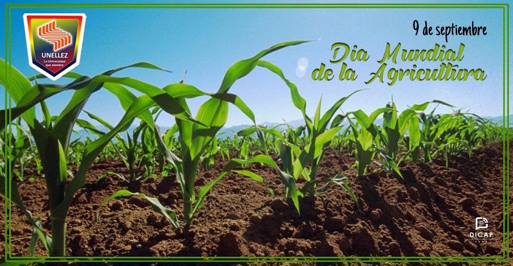 9 de septiembre:Día Mundial de la Agricultura