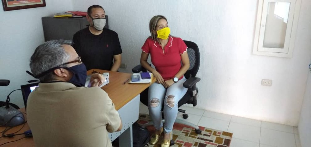 Unellez brinda apoyo tecnológico a Pdval-Barinas