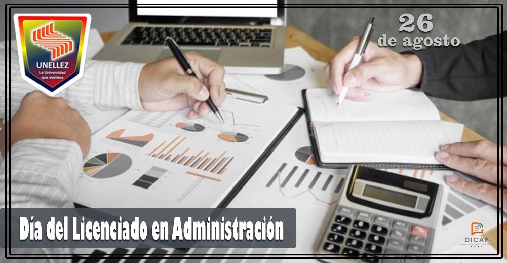 26 de agosto: Día del Licenciado en Administración