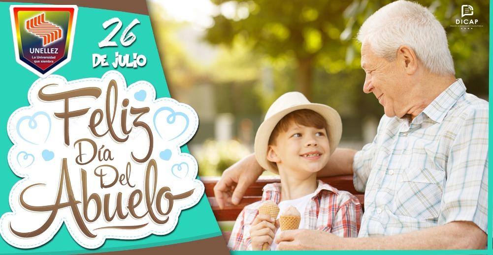 26 de julio: Día del Abuelo