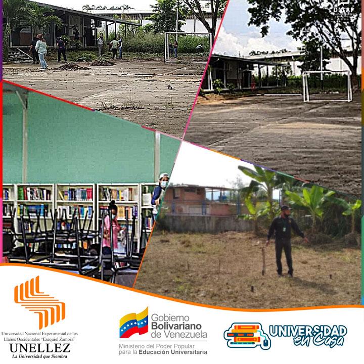Continúan jornadas de limpieza en el VIPI y sus extensiones municipalizadas