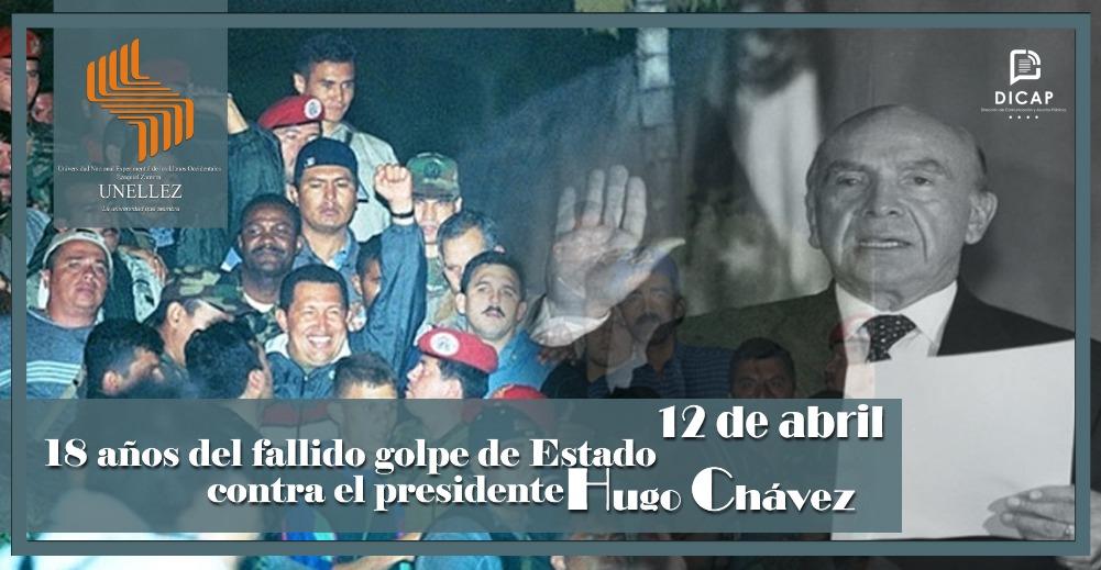 12 de Abril: El pueblo triunfa ante Golpe de Estado de la oposición