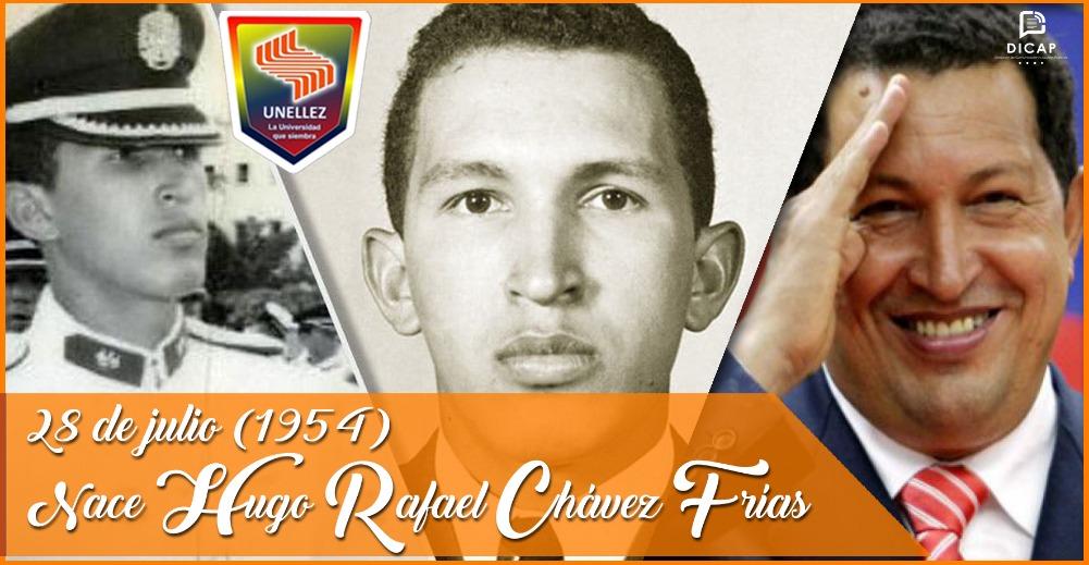 66 años del natalicio del Comandante Supremo Hugo Chávez Frías