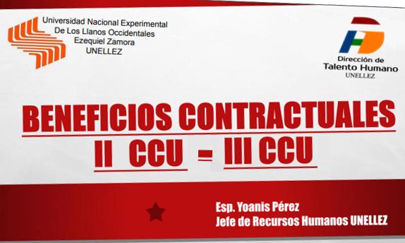 CCU  II  y  CCUIII