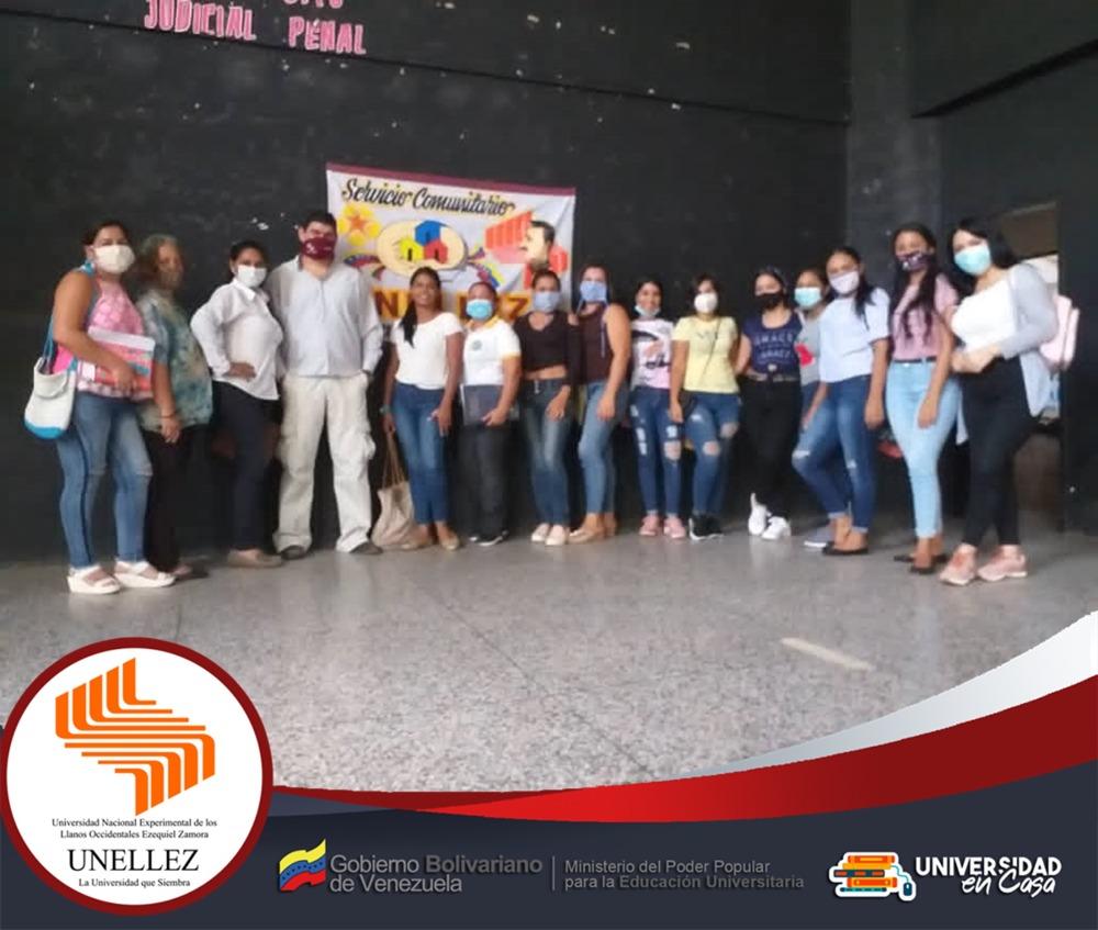 Inducción de Trabajo Comunitario en Achaguas