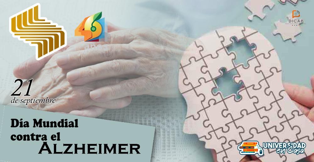 21 de septiembre: Día Mundial contra el Alzheimer