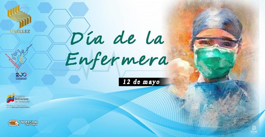 12 de mayo:  Día de la Enfermera