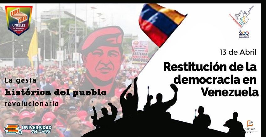 Día de la Gesta Histórica del Pueblo Revolucionario