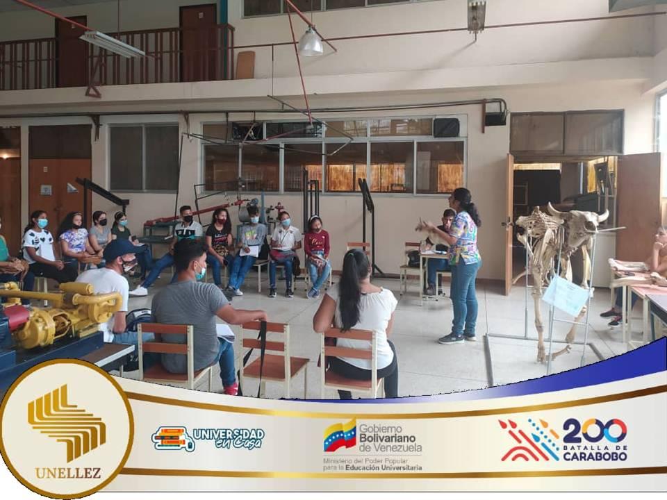 Estudiantes de Cojedes fortalecen competencias mediante asesorías pedagógicas