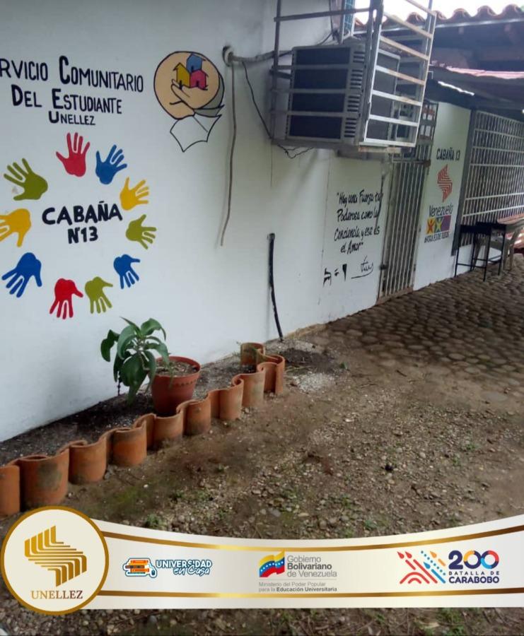Rehabilitan Cabañas del Campus Universitario de Barinas
