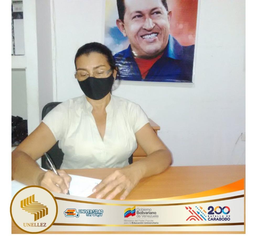 En el VPDS:  Carmen Santana nueva Jefa del Programa de Ciencia de la Educación y Humanidades
