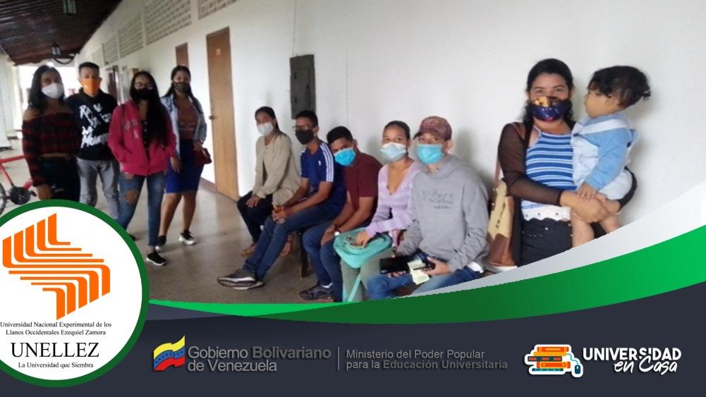 Con la participacion de 168 estudiantes iniciaservicio comunitario en el VPA