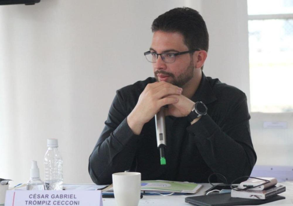 Ministro Trómpiz participó en la Mesa de Trabajo de la Vicepresidencia Sectorial para el Socialismo Social y Territorial