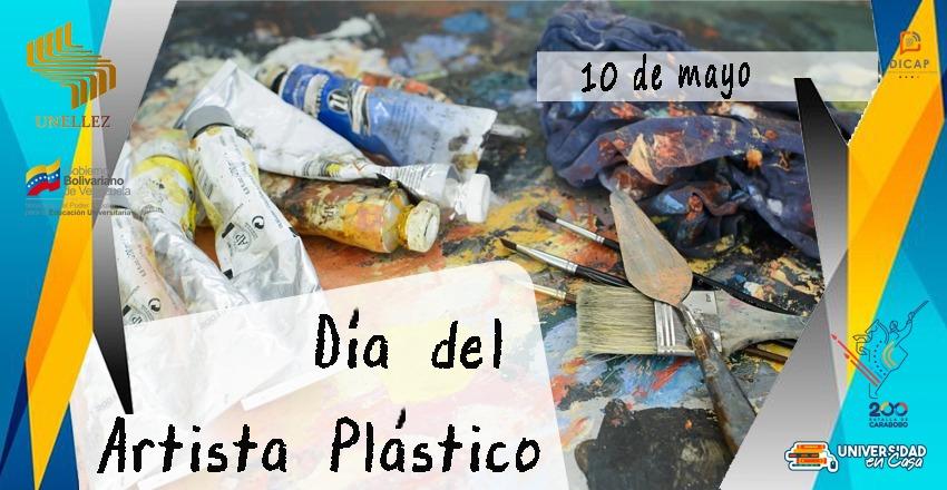 10 de mayo: Día del Artista Plástico Venezuelano