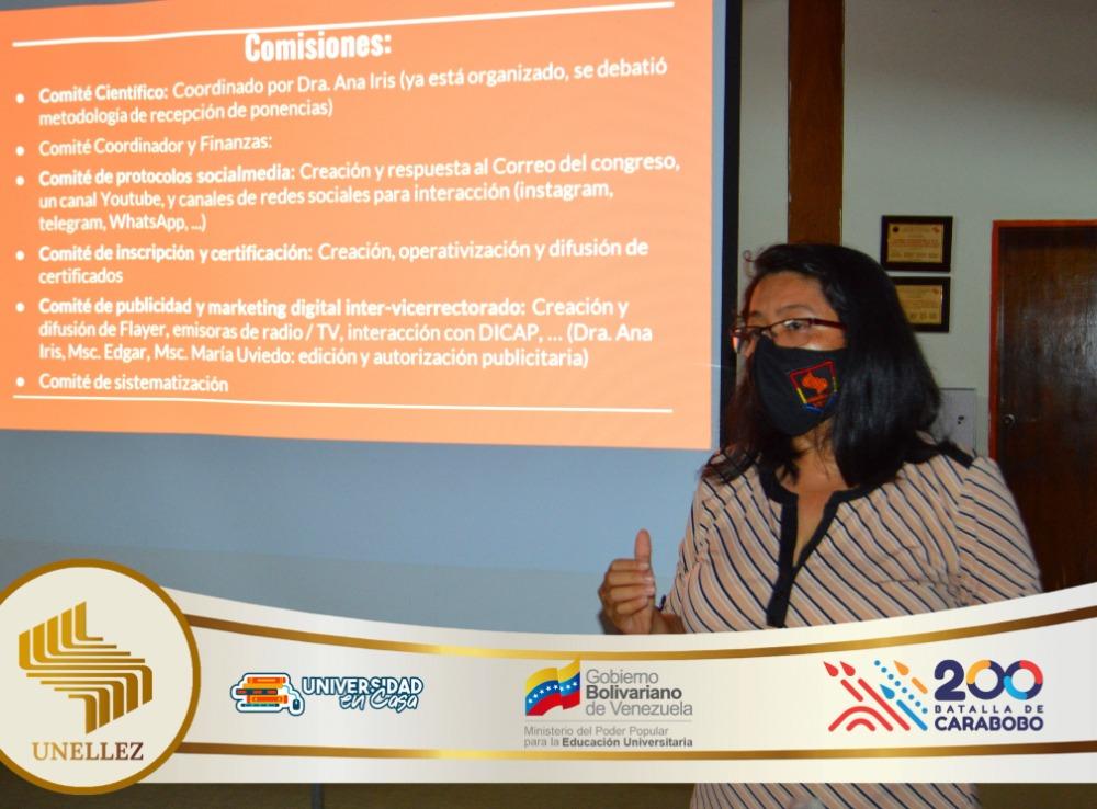 Unellez prepara I Congreso Internacional de Gerencia Avanzada