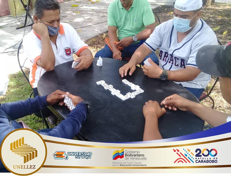 En Cojedes unellistas compitieron en el I Festival Deportivo Intergremios
